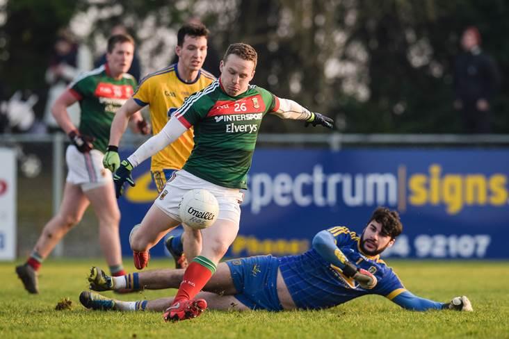 Connacht SFL: Moran's late brace defeats final-bound Rossies