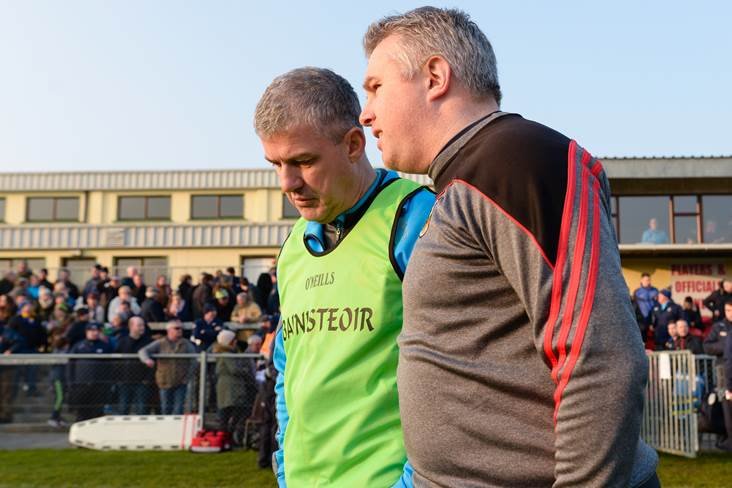 McStay labels late collapse as 'daft'