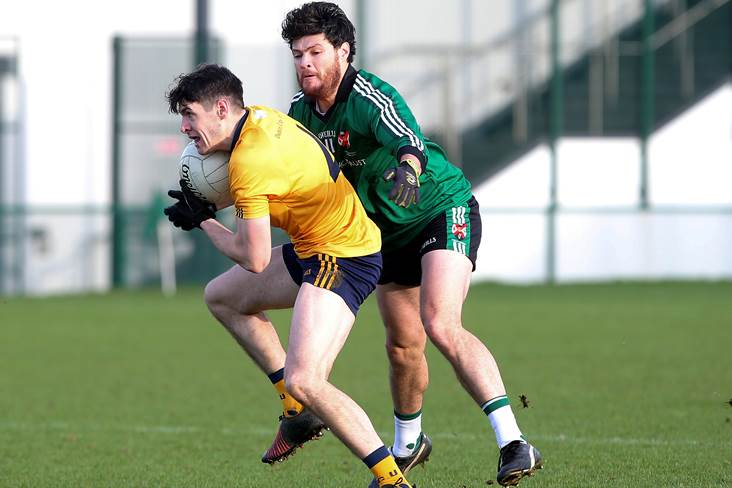 Image result for dcu queens sigerson