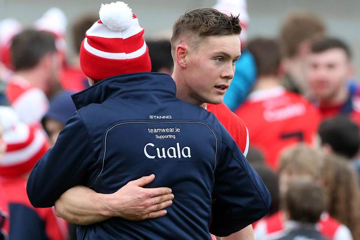 Team news: Cuala star Con named to start for Dubs U21s