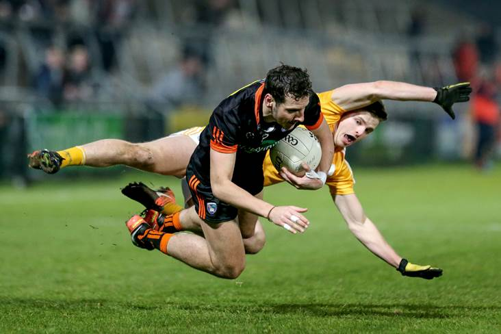 Antrim scare no surprise to McGeeney