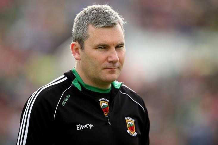 Mayo manager James Horan