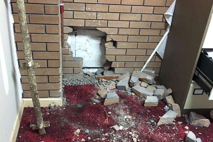 Tyrone club ransacked in burglary