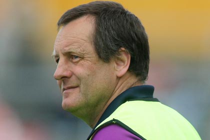 Kerry hurling manager John Meyler