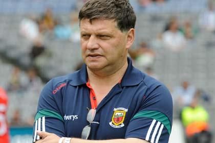 Mayo manager John O