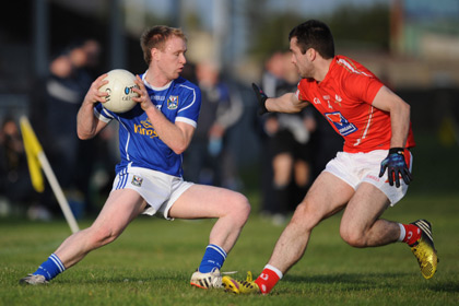 Louth knocked out Leinster and All Ireland JFC winners Cavan tonight in Drogheda.
