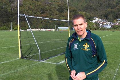 Video by Jerome Quinn Media for Australasia GAA.