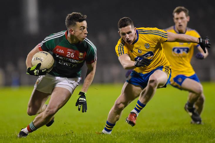 FL1: Mayo maul Rossies to move top