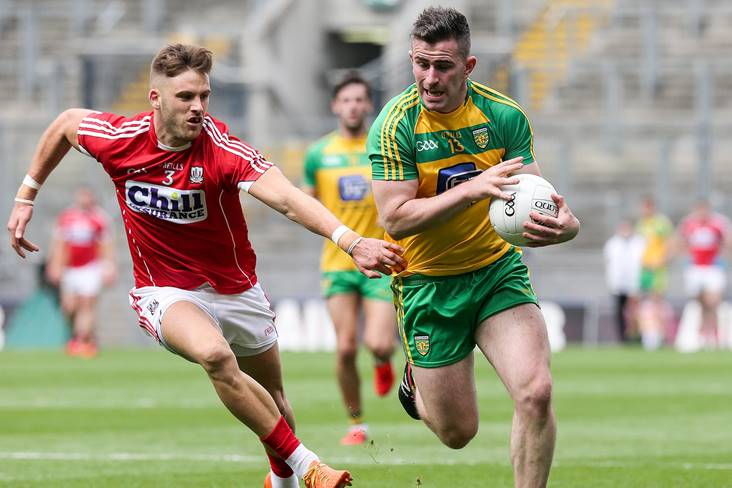 SFC Qualifier: Brilliant McBrearty points Donegal to the last eight
