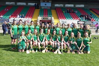 Meath - All Ireland Minor B camogie champions