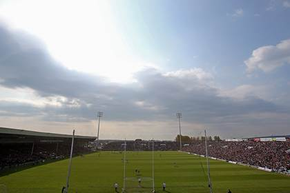 The Gaelic Grounds, Limerick hosted both of today&#39;s HL Division one semi-finals.<br />&#169;INPHO/Donall Farmer.