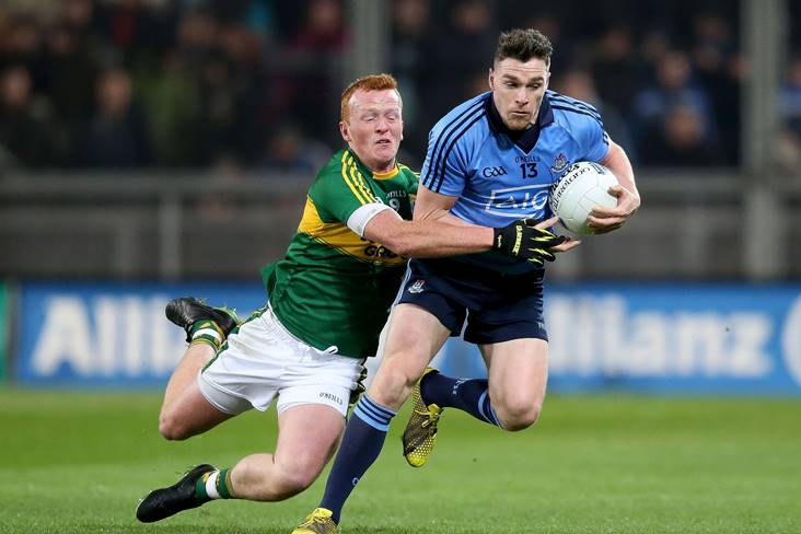 Team news: No change for Dubs