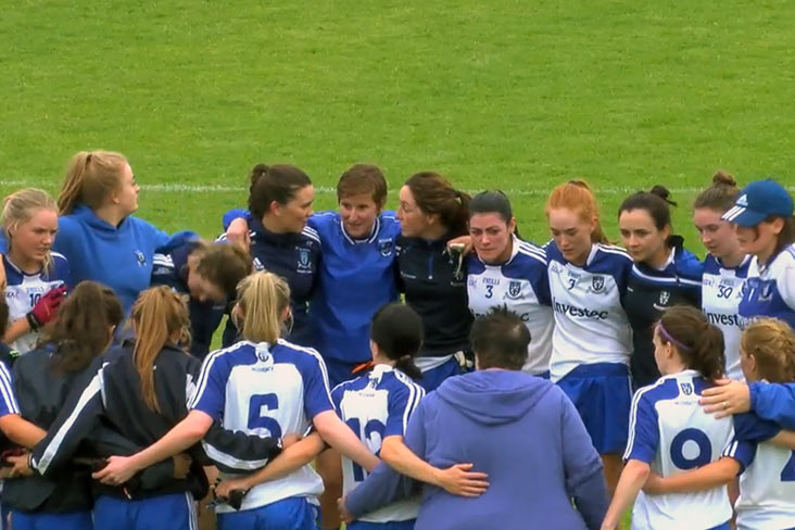Video: 'Many people wrote us off' - Monaghan boss