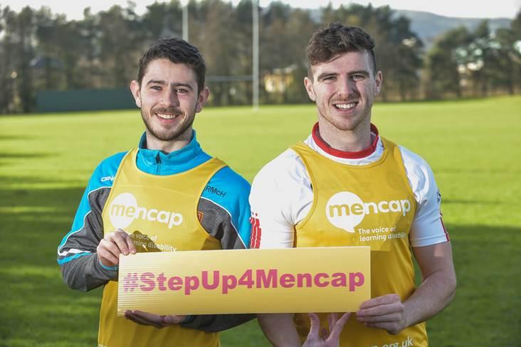 GAA stars urge fans to #StepUp4Mencap in 2017 Belfast marathon