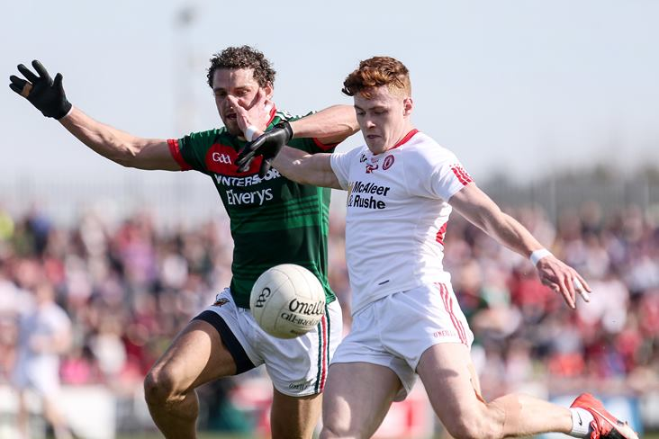 FL1: McLoughlin secures precious win for Mayo