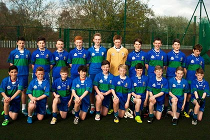 AGB U14 Boys Féile Panel