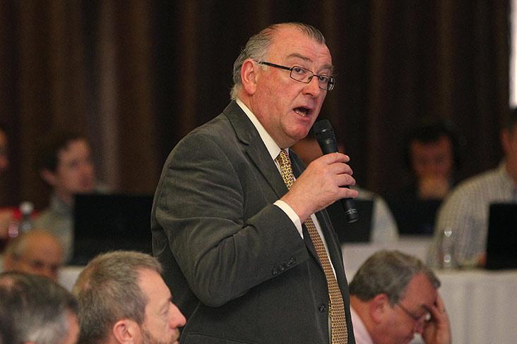 Former GAA President Joe McDonagh dies