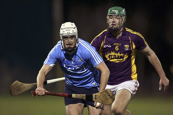 Walsh Cup: Wexford down Dubs